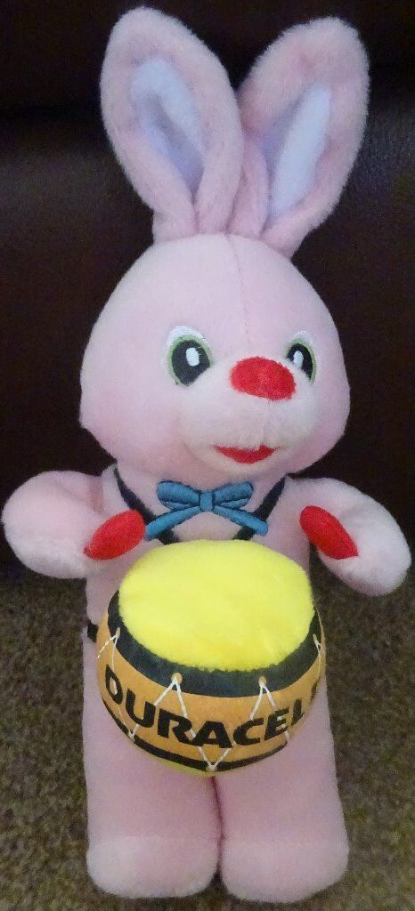 RARE Collector Duracell Bunny soft toy only £2 ideal xmas gift