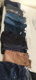 Aged 6 boys trousers bundle
