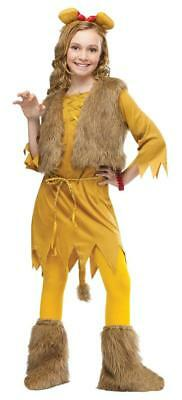 Mädchen Kind Löwe Zum Verkleiden Halloween Kostüm oz Sammlung ()