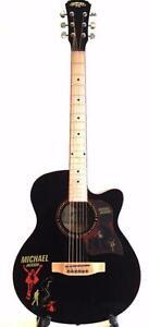 Michael Jackson Acoustic Guitar 40 inch brand new iMusic223