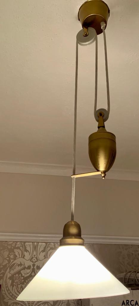 9e43ff352c48 IKEA Rise & Fall light fitting. | in Sheffield, South Yorkshire | Gumtree