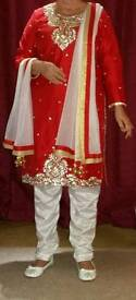 Indian style outfit