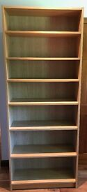 FREE TO COLLECT: Ikea Billy Bookcase; charitable donations welcome