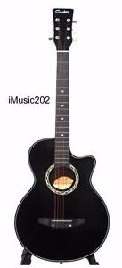iMusic202 Acoustic Guitar for beginners students 38 inch brand New
