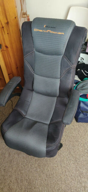 Awe Inspiring X Dream Rocker 4 1 Wireless And Bluetooth Capable Gaming Chair In Cambridge Cambridgeshire Gumtree Caraccident5 Cool Chair Designs And Ideas Caraccident5Info