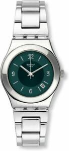 Swatch Middlesteel  Womens Watch YLS468G