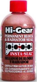 Vehicle OVERHEATING ? Blown HEAD GASKET? INSTA-SEAL Repairs blown head gaskets! Save £££'s