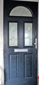 Superior composite front Door