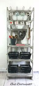 Multipurpose Lightweight Wooden Storage Unit