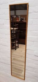 Bamboo Mirror (DELIVERY AVAILABLE FOR THIS ITEM OF FURNITURE)