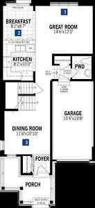 Built For Your Family, Brand New Home in Huron Park Area - Feb 1 Kitchener / Waterloo Kitchener Area image 4