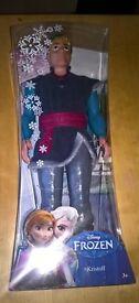 Disney Kristoff doll