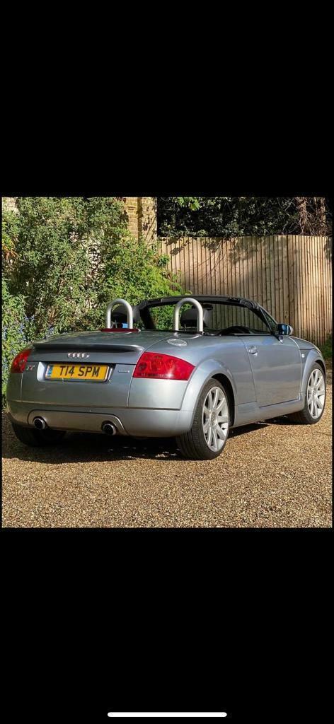 2002 Audi TT 225 Bhp Convertible   in Heathrow, London ...