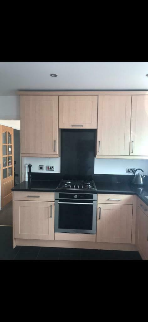 3 Images Kitchen Cupboards For Sale Poole Dorset Used Kitchen
