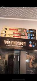 The walking dead season 1-6 Blu Ray