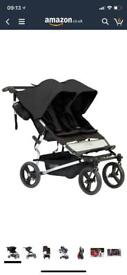 Mountain Buggy Duo (grey) for sale £200