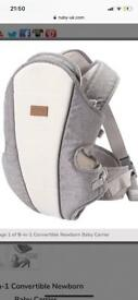 Nuby Baby Carrier New