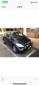 MERCEDES A160cdi EXCELLENT RUNNER SPARES OR REPAIRS
