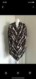 Monsoon Printed Top size 8/10