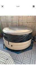 Hot tub no pump