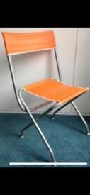 Foldable portable picnic/ fishing chair