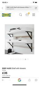 Brand new ikea shelving unit