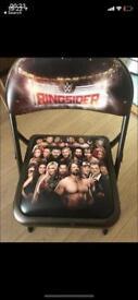 WWE ringside chair wrestling