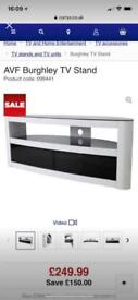 AVF Burghley TV unit