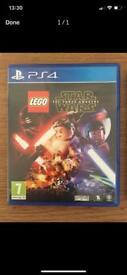 Starwars Lego (force awakens) PS4