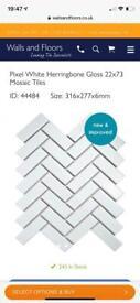 Herringbone Tiles - BRAND TILES