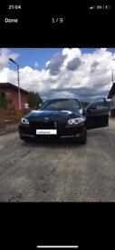 BMW 5 SERIES 2.0 520D LEFT DRIVE SE 4d AUTO 181 BHP AUTOMATIC LUXURY