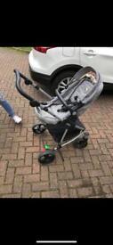 Stroller 3-in-1 Travel System Buggy