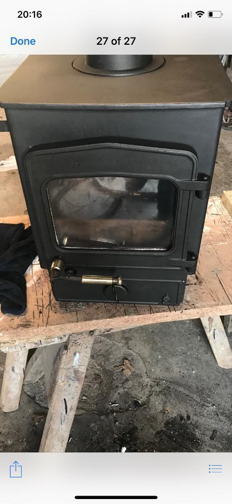 Woodwarm multi fuel
