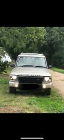 Landrover discovery 2 TD5ES AUTO