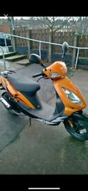 Scooter 50c