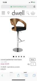 Bar stools - still boxed brand new £100 instead of £600
