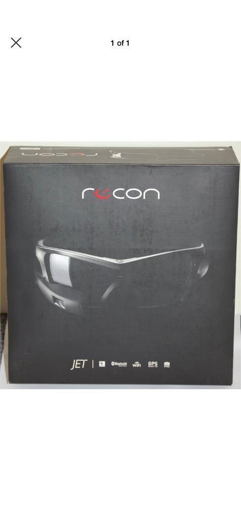 Recon Jet - Smart Sports Glasses brand new
