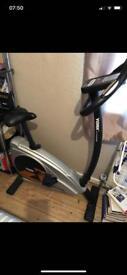 York fitness exercise bike