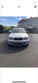 BMW 1 series Auto Diesel, Excellent Condition MOT till May 19