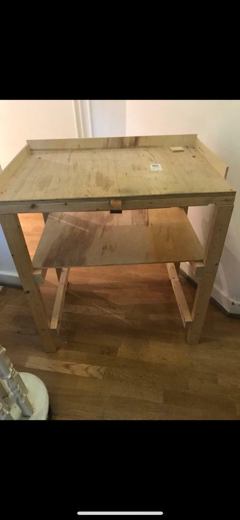 Diamond setting and mounting bench