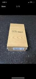 Samsung Galaxy Note 3 (32GB) Mobile Phone, factory Unlocked, Sealed, Boxed