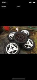 Ford Escort Alloys