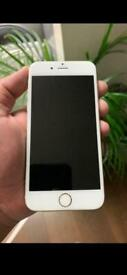 IPhone 6s sliver 16gb locked to EE Network. Excellent condition