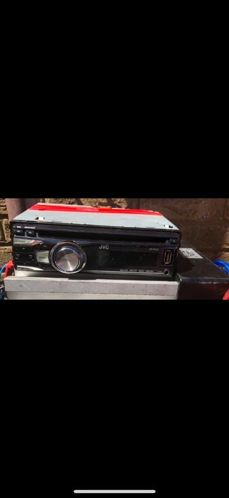 JVC KD-R521 CD player MP3 USB AUX Bluetooth | in Cambridge, Cambridgeshire  | Gumtree