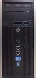HP Desktop PC (i3-2100, 8GB RAM, 500GB HDD)