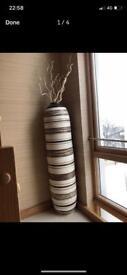 Tall vase/ornament/interior design