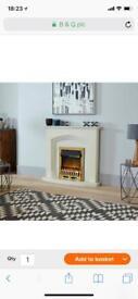Electric fireplace- Kirkdale