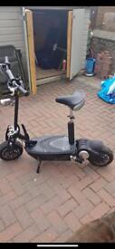 CHAOS SCOOTERS ELECTRIC