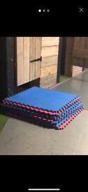 MMA jigsaw matts