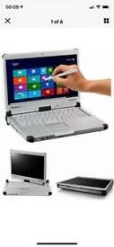 Panasonic Toughbook CF-C2 4TH GEN CORE I5 8GB RAM 1TB SSHD(360 HOURS USED)